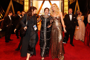 Jennifer Lawrence 90th Annual Academy Awards - Red Carpet