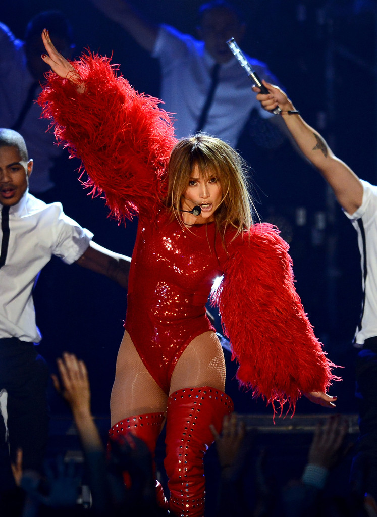 Jennifer Lopez - 2013 Billboard Music Awards - Show