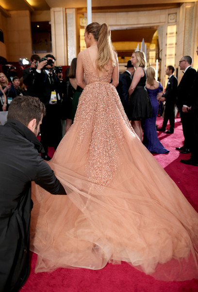 Jennifer Lopez - Arrivals at the 87th Annual Academy Awards — Part 2