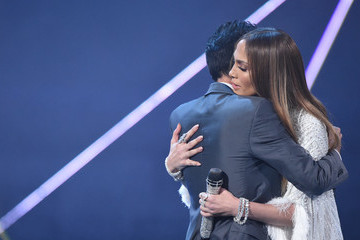Jennifer Lopez Marc Anthony The 17th Annual Latin Grammy Awards - Show