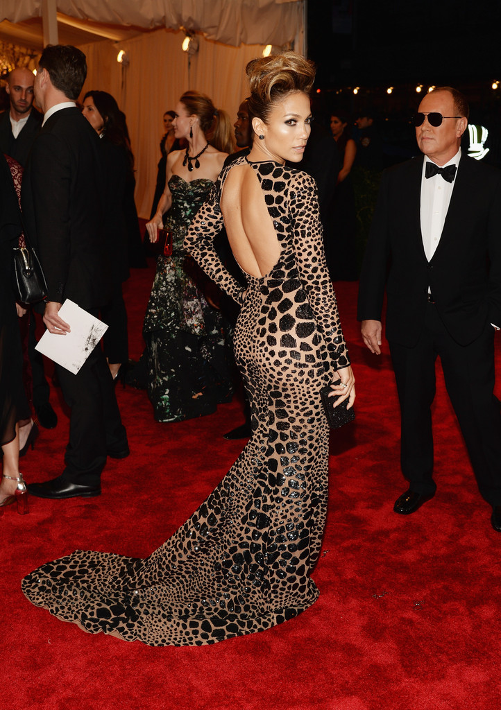 Jennifer Lopez - 'PUNK: Chaos To Couture' Costume Gala