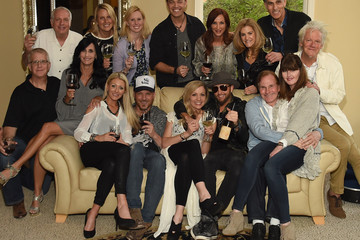 Jennifer Ross LOCASH Wine Release Party