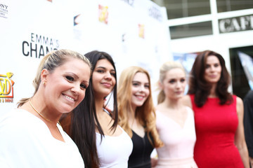Jennifer Taylor Screening Of Sony Pictures Home Entertainment's 'Emma's Chance' - Red Carpet