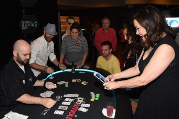Jennifer Tilly The T.J. Martell Foundation 2nd Annual Chad Brown Memorial Poker Tournament