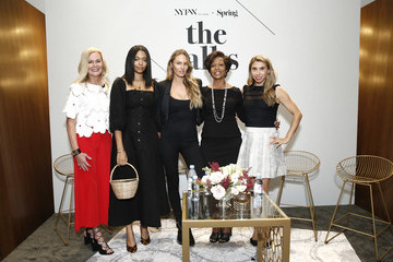 Jenny Fleiss Visa Taps Into Fashion At New York Fashion Week: The Shows - Day 2