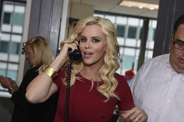 Jenny McCarthy Annual Charity Day Hosted By Cantor Fitzgerald And BGC - BGC Office - Inside