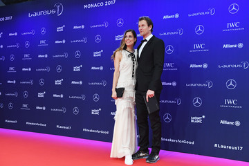 Jens Lehmann Red Carpet - 2017 Laureus World Sports Awards - Monaco