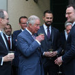 Jens Spahn The Prince Of Wales And Duchess Of Cornwall Visit Germany - Day 1 - Berlin