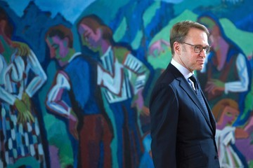 Jens Weidmann Weekly Government Cabinet Meeting