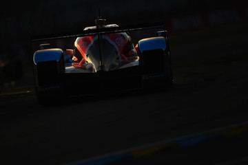Jenson Button Le Mans 24 Hour Race