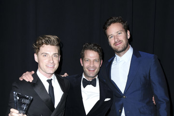 Jeremiah Brent Family Equality Council's Impact Awards At The Globe Theatre, Universal Studios - Inside