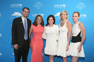 Jeremy Cole UNICEF's Evening for Children First to Honor Ted Turner