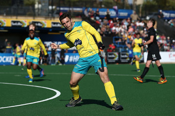 Jeremy Edwards FIH Hockey World League - Men's Semi Finals: Day 4