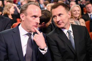 Jeremy Hunt Conservative Party Leader Speaks To Conference On Day Four