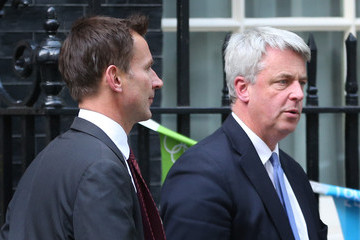 Jeremy Hunt The Prime Minister Holds His First Cabinet Meeting Since His Major Reshuffle