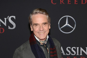 Jeremy Irons 'Assassin's Creed' New York Premiere - Arrivals