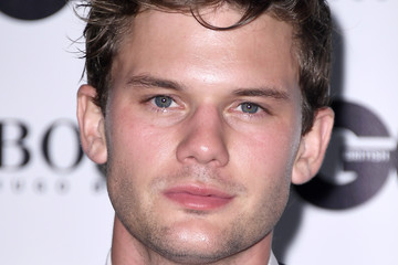 Jeremy Irvine GQ Men of The Year Awards - Red Carpet Arrivals