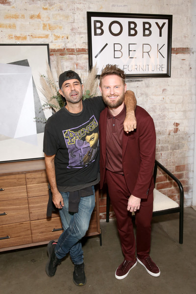 Bobby Berk's A.R.T. Furniture Launch Event