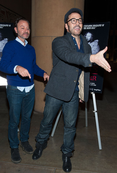 "Jeremy Piven - Screening Of SnagFilms' ""Beware Of Mr. Baker"" - Arrivals"