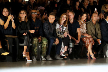 Jeremy Renner Bosideng - Front Row - September 2018 - New York Fashion Week: The Shows