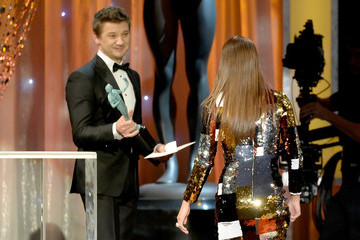 Jeremy Renner 22nd Annual Screen Actors Guild Awards - Show
