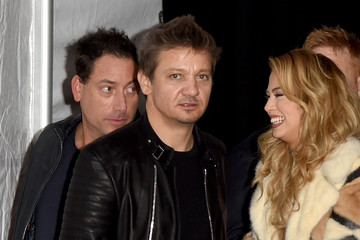 Jeremy Renner The Playboy Party During Super Bowl Weekend - Arrivals