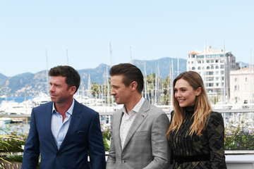 Jeremy Renner 'Wind River' Photocall - The 70th Annual Cannes Film Festival