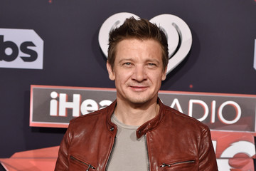 Jeremy Renner 2017 iHeartRadio Music Awards - Arrivals