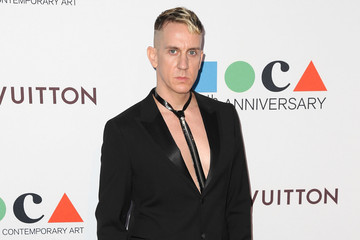 Jeremy Scott The Museum Of Contemporary Art, Los Angeles, Celebrates 35th Anniversary Gala Presented By Louis Vuitton - Arrivals