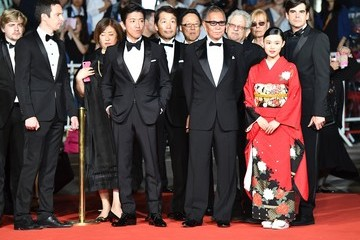 Jeremy Thomas 'Blade of the Immortal (Mugen No Junin)' Red Carpet Arrivals - The 70th Annual Cannes Film Festival