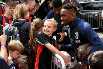 Jermain Defoe AFC Bournemouth vs. Everton FC - Premier League