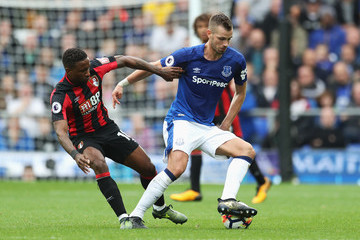 Jermain Defoe Everton v AFC Bournemouth - Premier League