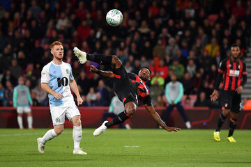 Jermain Defoe AFC Bournemouth v Blackburn Rovers - Carabao Cup Third Round