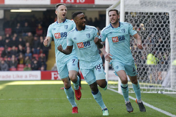 Jermain Defoe Watford vs. AFC Bournemouth - Premier League