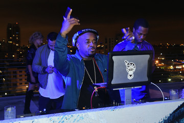 Jermaine Dupri 7th Annual Bombay Sapphire Artisan Series Finale Hosted By Russell And Danny Simmons