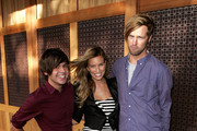 Renee Bargh and Danny Clayton Photos Photo