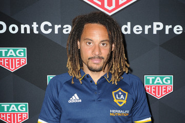 Jermaine Jones MLS Media Week - Day 2