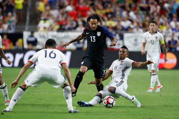 Jermaine Jones United States v Colombia: Third Place - Copa America Centenario