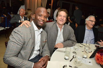 Jermaine O'Neal Celebs Support YES Event