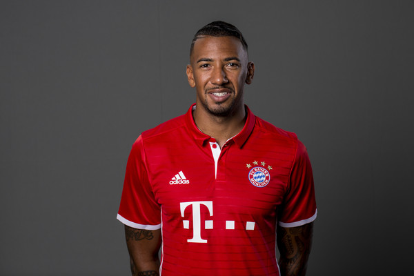 Jerome Boateng Photos Photos Bayern Muenchen Team Presentation