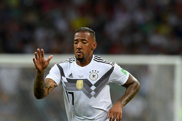 Jerome Boateng Germany vs. Sweden: Group F - 2018 FIFA World Cup Russia