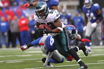 Jerome Harrison <a class='sbn-auto-link' href='http://www.sbnation.com/nfl/teams/philadelphia-eagles'>Philadelphia Eagles</a> v <a class='sbn-auto-link' href='http://www.sbnation.com/nfl/teams/new-york-giants'>New York Giants</a>