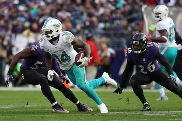 Jerraud Powers Miami Dolphins v Baltimore Ravens