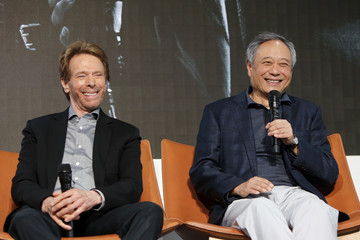 Jerry Bruckheimer Ang Lee 'Gemini Man' Global Press Conference | Will Smith Collaborates With YouTube
