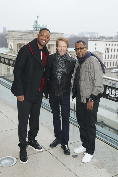 'Bad Boys For Life' Photo Call In Berlin
