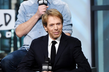 Jerry Bruckheimer Celebrities Visit Build - January 16, 2018