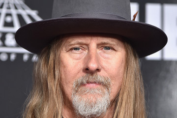 Jerry Cantrell 33rd Annual Rock & Roll Hall Of Fame Induction Ceremony - Arrivals
