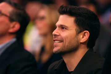 Jerry Ferrara Cleveland Cavaliers v New York Knicks