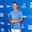 Jerry Hairston Jr. Clayton Kershaw's 5th Annual Ping Pong 4 Purpose Celebrity Tournament
