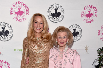 Jerry Hall 2016 Carousel of Hope Ball - Photo Reception